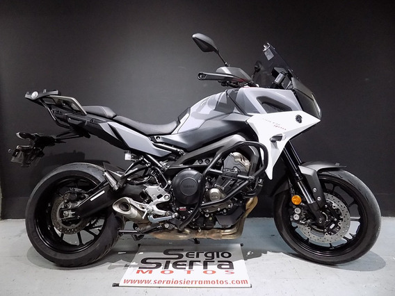 Yamaha Mt09 Tracer Gris 2018