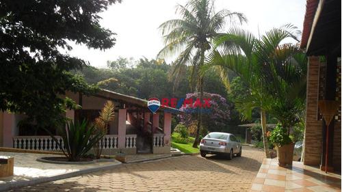Imagem 1 de 14 de Chácara À Venda, 13822 M² Por R$ 2.200.000,00 - Três Vendas - Campinas/sp - Ch0136