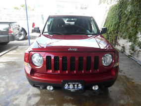 Jeep Patriot 2.4 Litude 4x2 At , Dvd, Aux, Abs, 49,000 Km