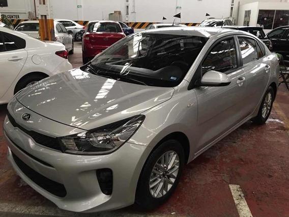 Kia Rio Sedan Rio Lx Aut Ac 2018