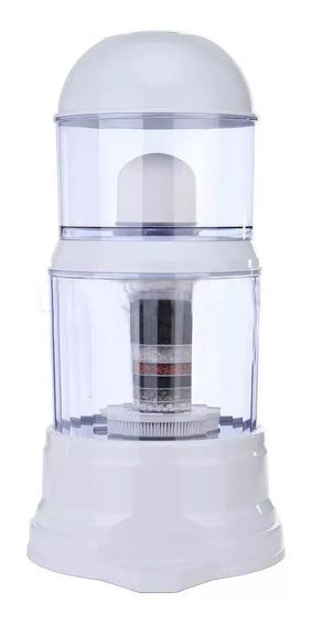 Filtro Purificador De Agua Bioenergético Mineral 14 Litros