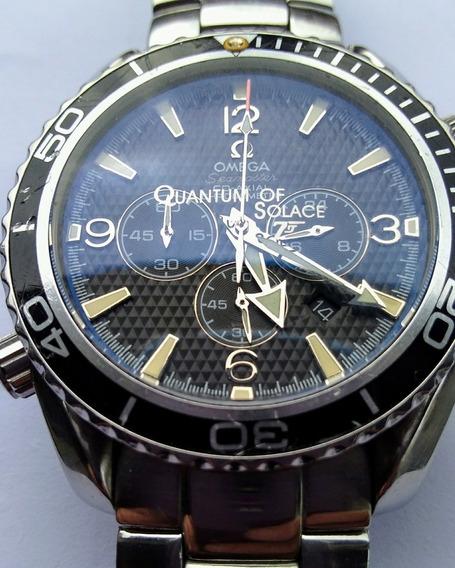 Relógio Omega 007 Seamaster Quantum Of Solace
