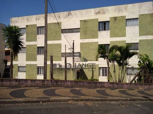 Apartamento Com 3 Dormitórios À Venda, 79 M² Por R$ 250.000 - Vila Industrial - Campinas/sp - Ap16798