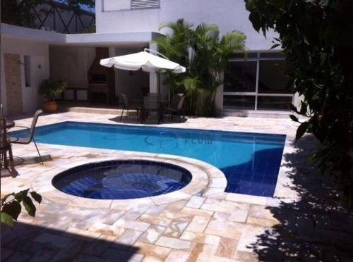 Sobrado 550m², 05 Dormitórios, 04 Vagas - Planalto Paulista - So1637