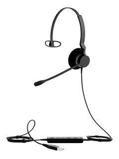 Headset Jabra Biz 2300 Mono Usb Home Office 6 Cuotas S/ Int
