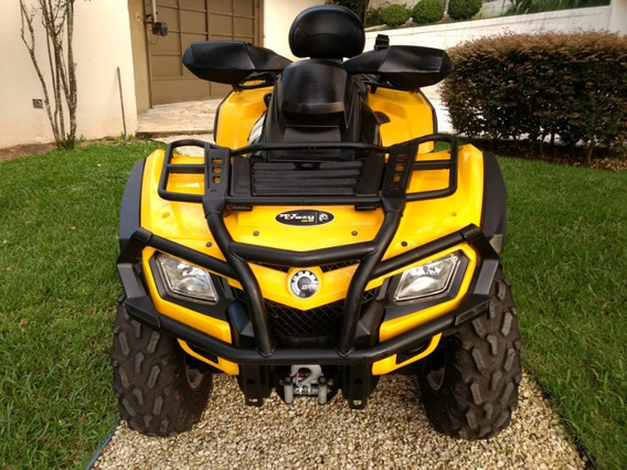 Quadriciclo Can-am Outlander 650 Max