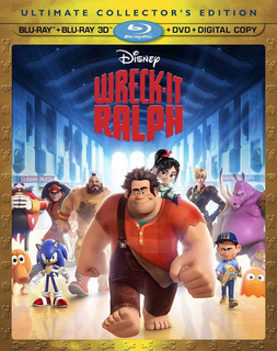 Wreck-it Ralph Ultimate Collector