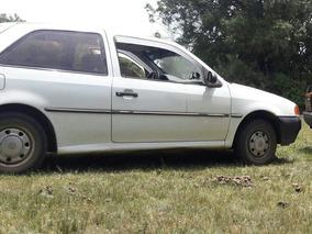 Volkswagen Gol Libreta Y Chapa Tbó
