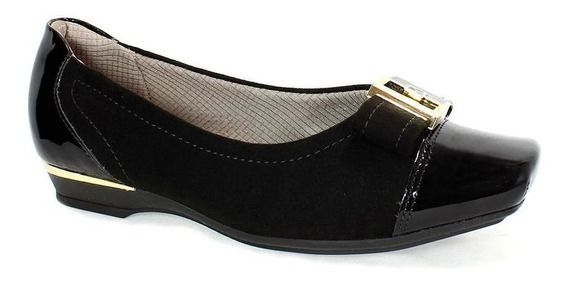 Sapato Piccadilly Joanete Ouro 147126-3