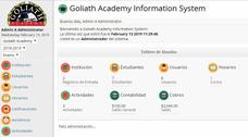 Software Administración De Colegios