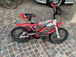 Bicicleta Raleigh Mxr Kids R 16