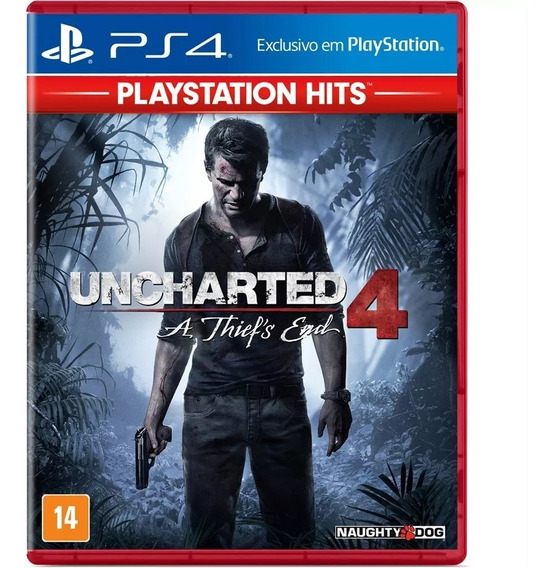 Game Uncharted 4 A Thief
