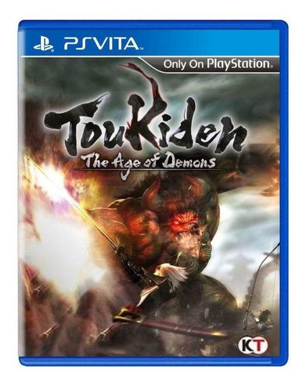 Toukiden The Age Of Demons - Psvita