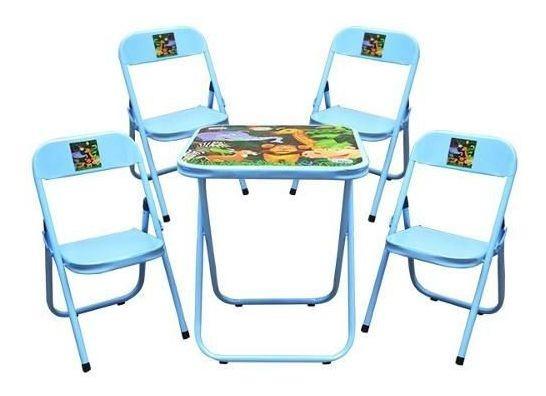 Mesa Criança Com 4 Cad Didatica Infantil Desenho Desenho