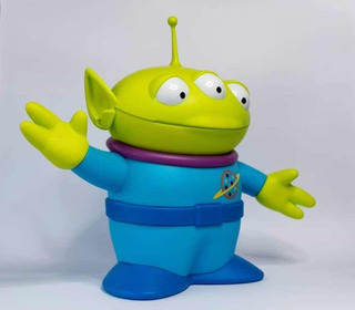 Marcianito Toy Story Cinemex Palomera Disney Pixar Woody