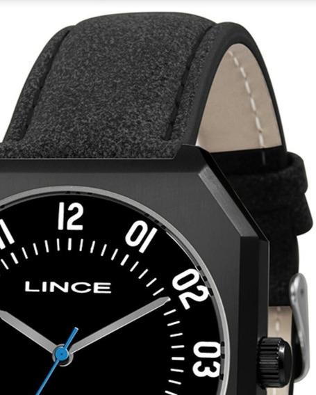 Relógio Masculino Lince Mqc4500s Analógico Quartz Casual