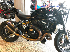Motofeel - Ducati Monster 1200r 2017