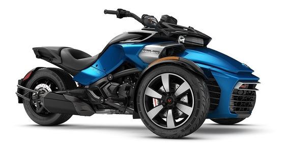 Can Am Spyder F3-s 1330 Oxford Blue 0km Automoto Lanus