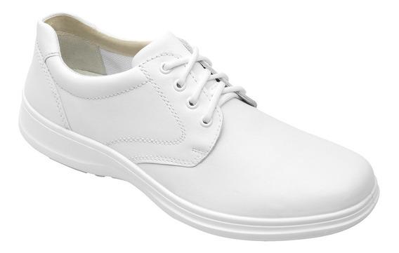 Zapato Comodo Flexi Caballero 63201 Blanco
