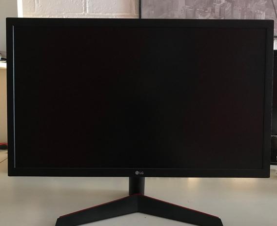 Monitor Gamer Lg 24gl600f Full Hd 144hz 1ms