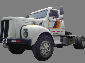 Scania L111 Remato Dos Tracto-camiones Operativos Mtc 2027