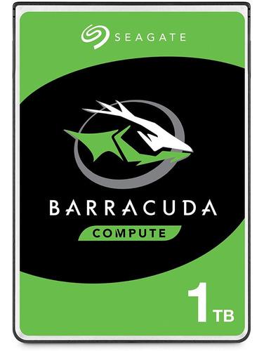 Seagate Barracuda 1tb Disco Duro Hdd Sata 6 Gb/s 2.5 In