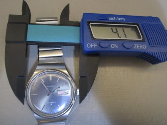 Relógio De Pulso Seiko 5606- 6030 Automático Anos 70