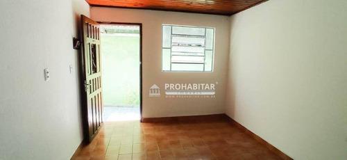 Casa Assobradada À Venda No Jardim Castro Alves - Ca3543