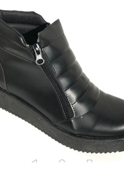 Zapato Imperdible Bota Corderito Calzado Mujer Fiorcalzados