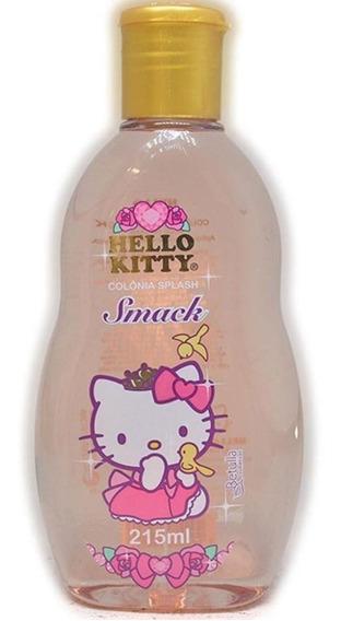 2 Colônia Splash Hello Kitty 215ml