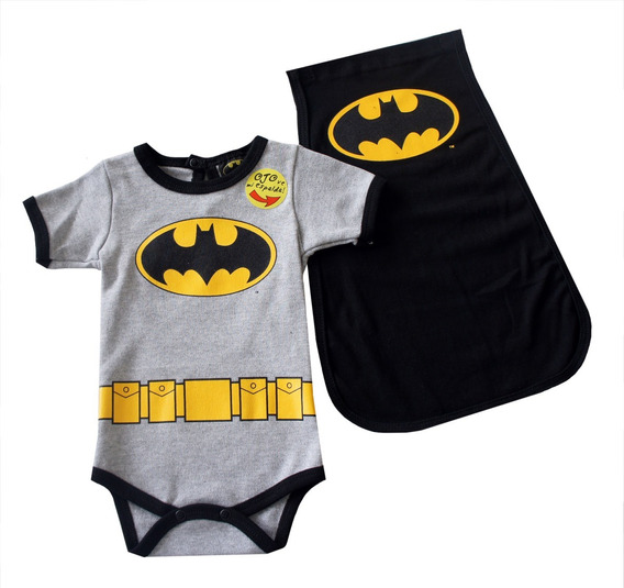 Pañalero Batman Con Capa 89230