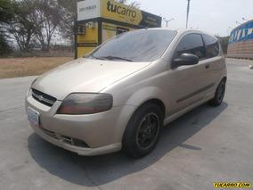 Chevrolet Aveo 3 Ptas 1.6