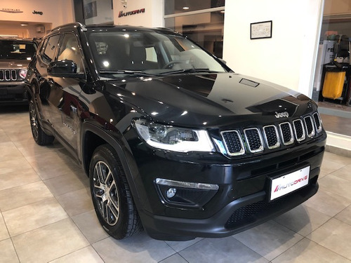 Jeep Compass 2.4 Sport At6 2021 C