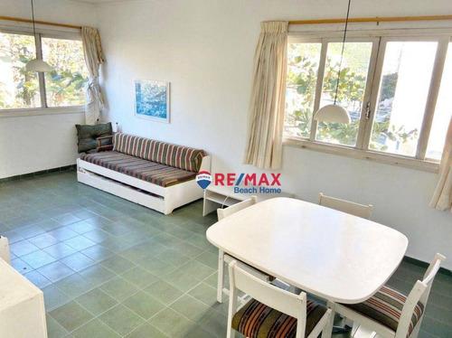 Imagem 1 de 17 de Apartamento Com 1 Dormitório À Venda, 50 M² Por R$ 300.000,00 - Jardim Las Palmas - Guarujá/sp - Ap3532