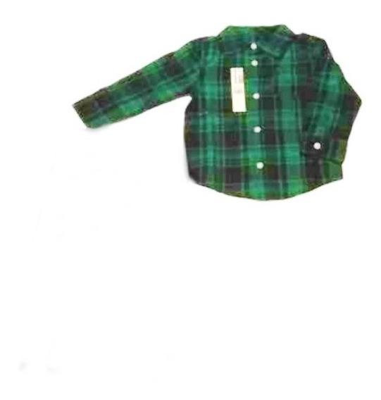 Camisa Vaquera De Niños Pequeños