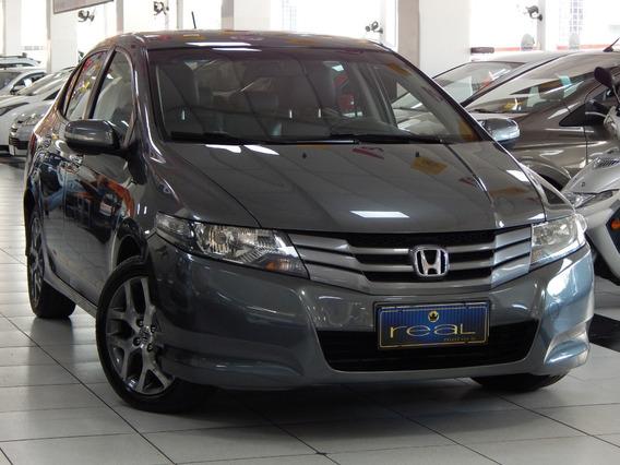 Honda City Ex 1.5 Automatico 2010 5p