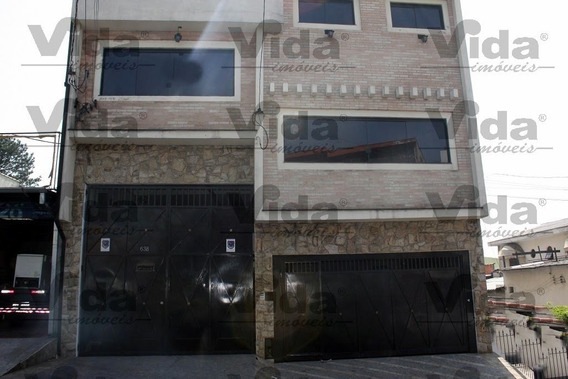 Casa Sobrado C/ Salão Em Jardim Das Flores - Osasco - 27831
