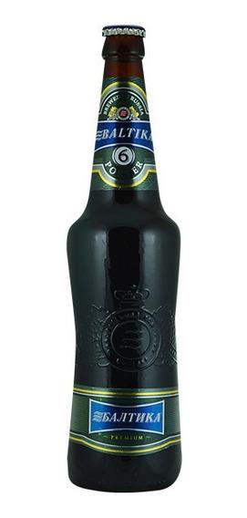 Cerveza Baltika #6 470 Ml