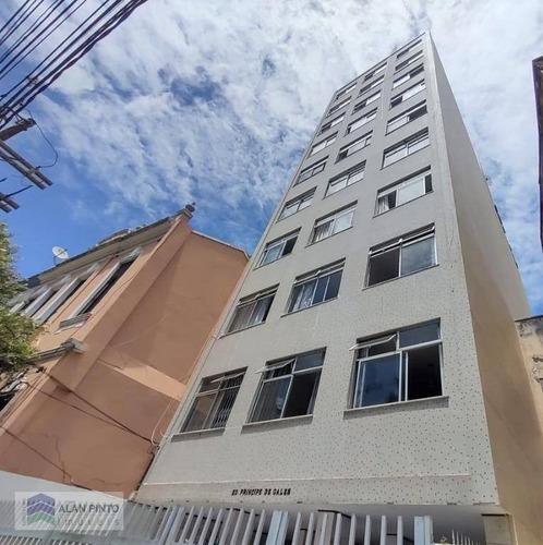 Apartamento À Venda, 90 M² Por R$ 360.000,00 - Campo Grande - Salvador/ba - Ap1337