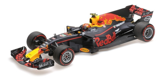 Red Bull Tag-heuer Rb13 Verstappen Minichamps Escala 1:18