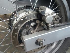 Honda Falcon 400cc Preta Nxr
