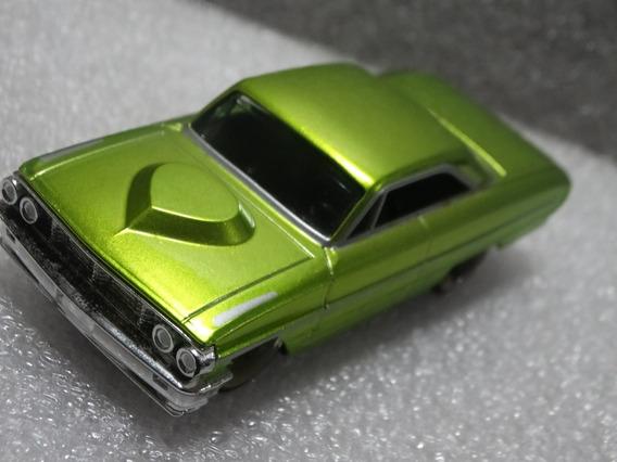64 Ford Galaxie Custom Classics 2007 Hot Wheels. 1:50 Loose