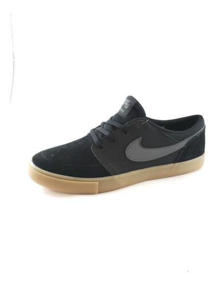 Tenis Masculino Nike Ref:880266009 Sb Portmore Ii Cam