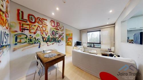 Apartamento  Com 1 Dormitório(s) Localizado(a) No Bairro Vila Andrade Em São Paulo / São Paulo  - 17253:924651