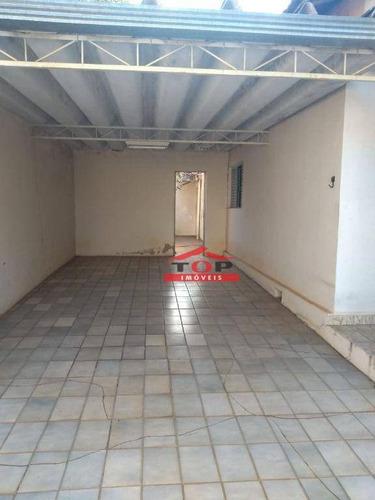 Imagem 1 de 8 de Imóvel À Venda! Casa + Edícula - Ca1092