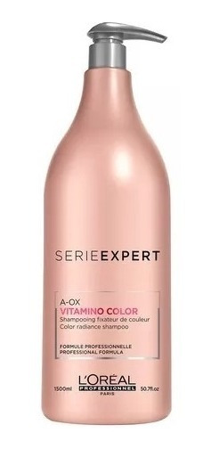 Shampoo Vitamino Color X 1500 Ml Loreal Profesional