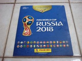 Album De Figurinhas Copa 2018 - Copa Do Mundo - Completo - J