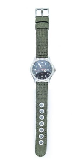 Relógio Citizen Eco Drive Militar Bm8180-03e