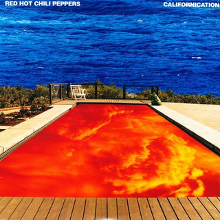 Vinilo Red Hot Chili Peppers Californication Nuevo Sellado