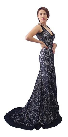 decc38728d5a Vestido Rojo De Gala Corte Sirena - Vestidos de Mujer en Mercado ...